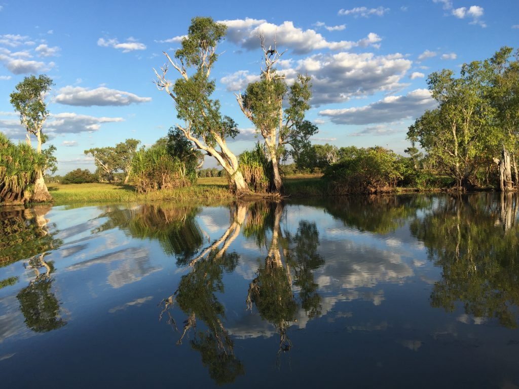 Kakadu – Yellow Waters Cruise – Compass Helicopters