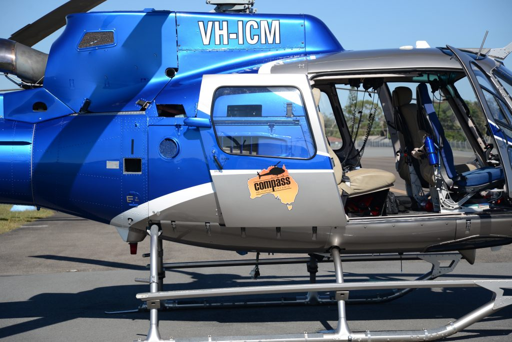 COMPASS HELICOPTERS ICM AIRPORT