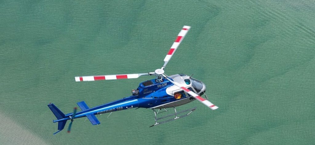 ICM OVER WATER – COMPASS HELICOPTERS