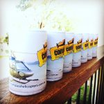 Compass Helicopter Safaris Drink Coolers