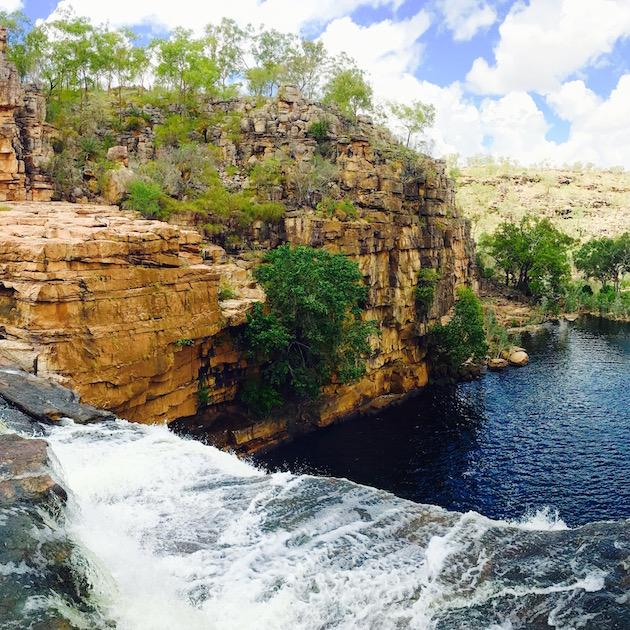 Kimberley Waterfalls